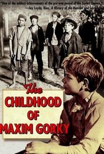 The Childhood of Maxim Gorky (Detstvo Gorkogo)