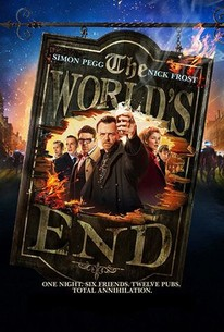 The World S End 2013 Rotten Tomatoes