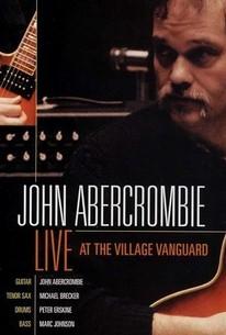 John Abercrombie: Live at the Village Vanguard