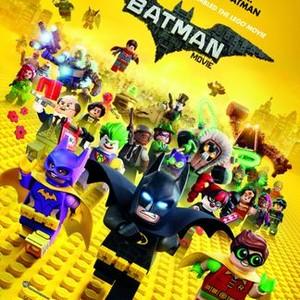 the lego batman movie 2017 rotten tomatoes