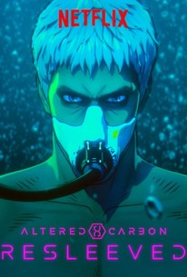 Altered Carbon Resleeved 2020 Rotten Tomatoes