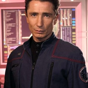 Dominic Keating as Lt. Malcolm Reed