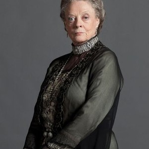Maggie Smith as Violet