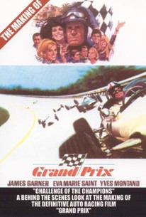 Pushing the Limit: The Making of 'Grand Prix'