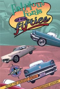 Fabulous Fords of the Fifties