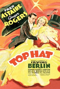 Top Hat 1935 Rotten Tomatoes