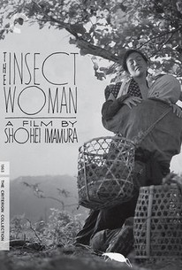 Nippon konchuki (The Insect Woman)