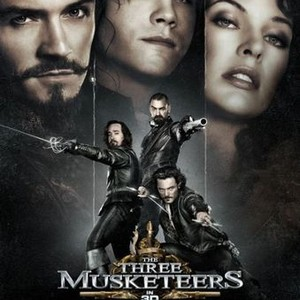 The Three Musketeers (2011) - Rotten Tomatoes