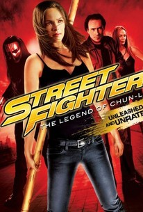 Street Fighter The Legend Of Chun Li 2009 Rotten Tomatoes