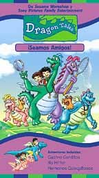 Dragon Tales: #8 - Let's Be Friends