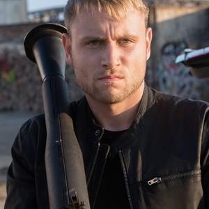 Max Riemelt as Wolfgang