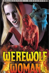 The Legend Of The Wolf Woman