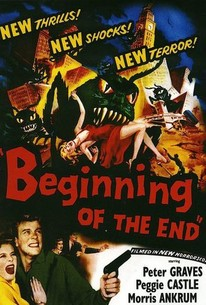 Beginning Of The End 1957 Rotten Tomatoes