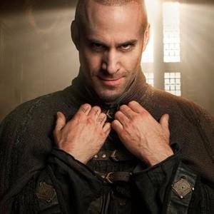 Joseph Fiennes as Merlin