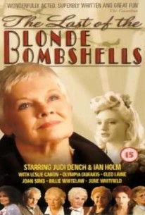 The Last of the Blonde Bombshells