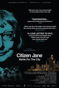 Sustainable Cinema- Citizen Jane: Battle for the City
