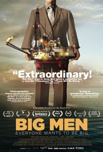 Big Men movie poster