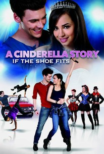 A Cinderella Story If The Shoe Fits 2016 Rotten Tomatoes