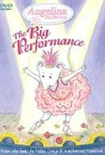 Angelina Ballerina - The Big Performance