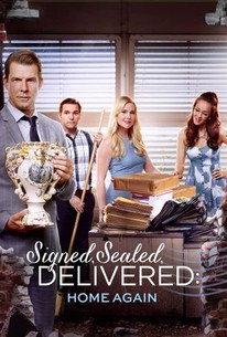 Signed Sealed Delivered Home Again 2017 Rotten Tomatoes