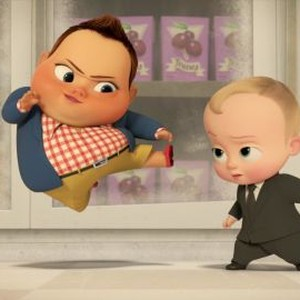 The Boss Baby: Back in Business - Rotten Tomatoes