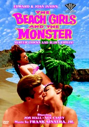 Beach Girls and the Monster