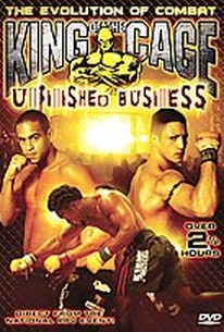 King of the Cage - Unfinished Business