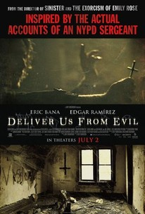 Deliver Us From Evil 2014 Rotten Tomatoes