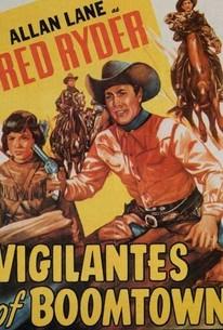 Vigilantes of Boomtown