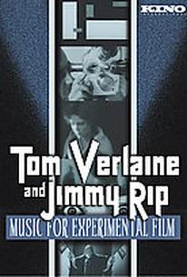 Tom Verlaine & Jimmy Rip - Music for Experimental Film