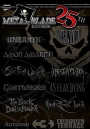 Metal Blade Records: 25th Year in Video