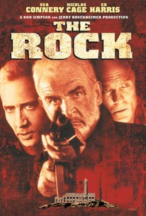 the rock 1996 rotten tomatoes