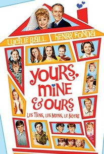 Yours, Mine and Ours (1968) - Rotten Tomatoes