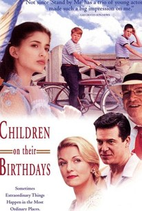Children on Their Birthdays