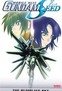 Mobile Suit Gundam SEED - Movie 3: The Rumbling Sky