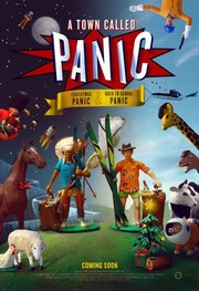 A Town Called Panic: Double Fun