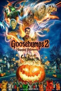 Goosebumps 2 Haunted Halloween 2018 Rotten Tomatoes