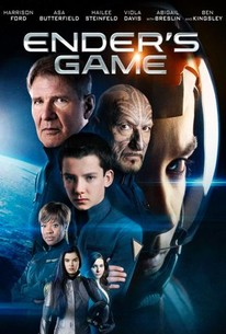 Ender S Game 2013 Rotten Tomatoes