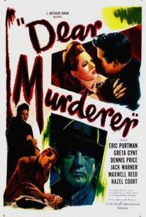 Dear Murderer