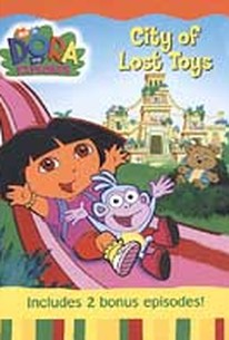 Dora the Explorer - City of Lost Toys