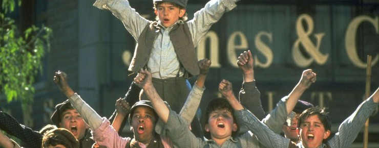 Newsies (1992) - Rotten Tomatoes