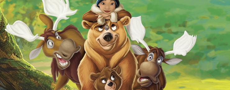 Brother Bear 2 2006 Rotten Tomatoes