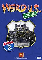 Weird U.S.: Real Tales of the Bizarre Vol. 2 - Weird Worship and Weirdsville