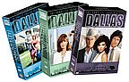Dallas - Seasons 1-4