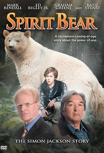 Spirit Bear: The Simon Jackson Story