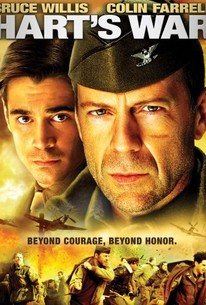 cast of movie harts war