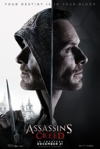 Assassin S Creed 2016 Rotten Tomatoes