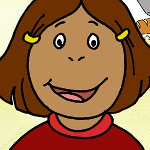 Francine Alice Frensky is voiced by Jodie Resther