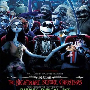 the nightmare before christmas - A Nightmare Before Christmas