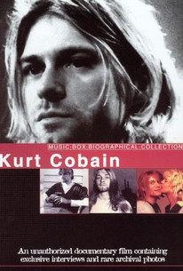 Music Box Biographical Collection: Kurt Cobain
